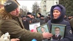 """""""Corupția ucide!"""" - protest la Kemerovo după uciderea a 64 de oameni în incendiul de la mall"""