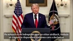 """Trump: """"China trebuie să răspundă"""" în fața ONU pentru răspândirea coronavirusului"""