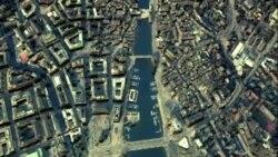 شهر زوریخ را سه بعدی ببینید