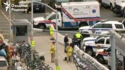 Три человека погибли и более 100 ранены в результате крушения поезда в Нью-Джерси