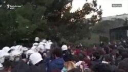 Protesta e studentëve në Turqi