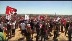 У Туреччині родичі підсудних за «змову» протестують проти вироків