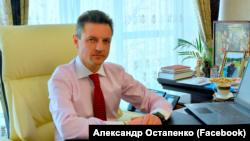Бывший российский министр здравоохранения Крыма Александр Остапенко