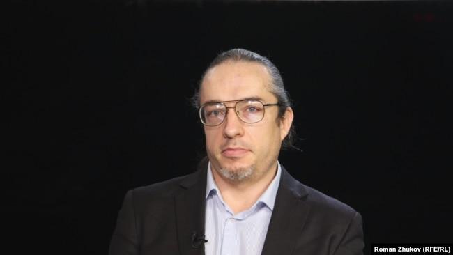 Алексей Ракша, демограф