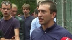 Координатор С14 звинувачує поліцейських у погромі табору на Лисій Горі