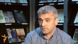 Обозреватель Радио Свобода Андрей Шароградский - о крымских впечатлениях