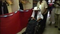 سالمندترین فرد جهان درگذشت