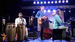 Un trio germano-camerunez în a doua zi de Ethno Jazz Festival la Chișinău