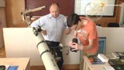 Фотоастрономія – ужгородські вчителі знають, як зацікавити дітей