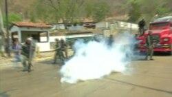 Венесуэла: столкновение военных с депутатами парламента на границе с Колумбией