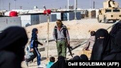 Kamp u Siriji (ilustrativna fotografija)