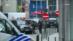 Брюссель: поліція оточила центр міста через особу «у пальті з дротами»