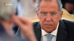 Невозмутимость Лаврова на фоне событий в Крыму (видео)