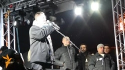Митинг на Пушкинской: Владимир Тор