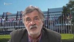 În direct de la Strasbourg: cu Udo Seiwert-Fauti