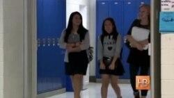 Школьники против травли другими школьниками