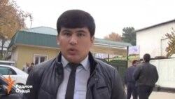 Группа молодых людей задержана возле посольства США