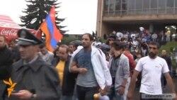Գյումրեցի ակտիվիստները մերժման դեպքում «10 օրից փողոց դուրս կգան»