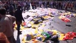 Dvije bombe eksplodirale u turskoj prijestolnici