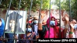 Protest într-un penitenciar din Pakistan, 10 decembrie