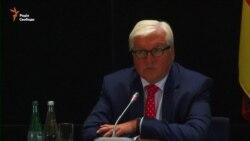 Німеччина закликає Україну та Росію «знизити напругу» навколо Криму (відео)