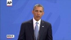اوباما: برنامه شنود ما جان افراد را نجات داده است