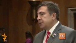 Saakașvili și Kasparov susțin înarmarea Ucrainei