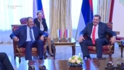 Orden Republike Srpske za Sergeja Lavrova