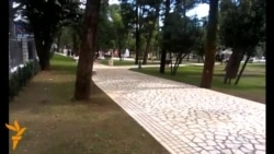 Azerbaijan Unveils Renovated Park In Podgorica