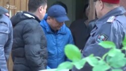 Икрамжана Илмиянова из зала суда вывезли в СИЗО ГКНБ