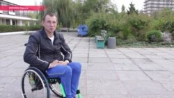 Паралимпийского чемпиона-переселенца лишают крыши над головой