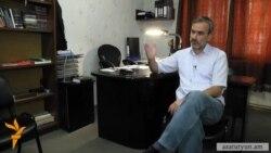 Ժիրայր Սեֆիլյանը դատապարտում է Սերժ Սարգսյանի ձեռքը սեղմող ուժերին