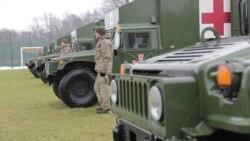 США передали українським бойовим бригадам 40 сучасних медичних «Гамві» (відео)