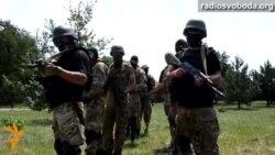 Батальйон «Азов» тренується на території володінь Януковича і хоче передати їх народу