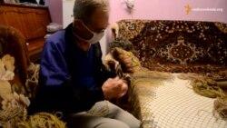Запорізький волонтер з інвалідністю допомагає АТО