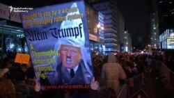 Protests Against Trump Across U.S.
