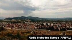 Самуилова тврдина во Охрид.