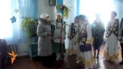 "Омскиның ""Умырзая"" ансамбле өлкәнең Тау авылында"