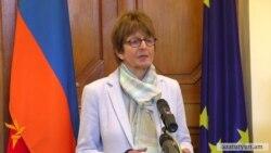 ԵԽԽՎ-ի նախագահը հանդիպումներ ունեցավ Հայաստանի Ազգային ժողովում