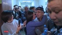 Активиста Кайырлы Омара приговорили к двум годам
