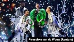 «Чудова промоція України у світі», йдеться в коментарі президента щодо виступу українського гурту в Роттердамі