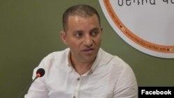 Armenia - Businessman Vahan Kerobian at a news conference in Yerevan, January 17, 2019.