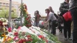 Հարգանքի տուրք ՀՀ-ում Լեհաստանի դեսպանատանը