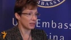 Ambasadorka SAD Jacobson: Očekujem veću bezbednost na nedeljnim izborima