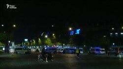 Нападение на полицейских в Париже