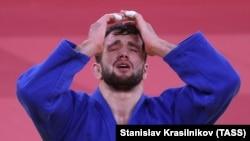 Бронзовый призёр Олимпиады в Токио, выступавший за Австрию, Шамиль Борчашвили