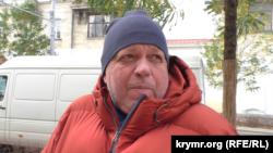 Житель Севастополя