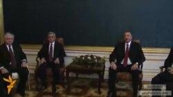 Մոտ ապագայում Հայաստանի և Ադրբեջանի նախագահները կարող են հանդիպել