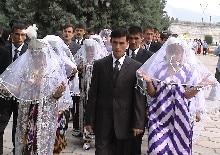 Tajikistan - Tajik Wedding, 2005
