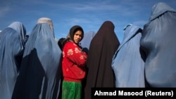 Gratë dhe vajzat e Afganistanit